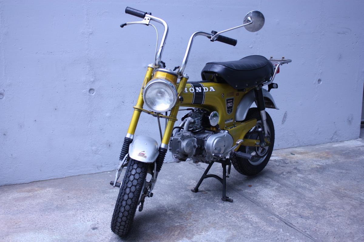 moto 42 honda st 50 dax details. Black Bedroom Furniture Sets. Home Design Ideas